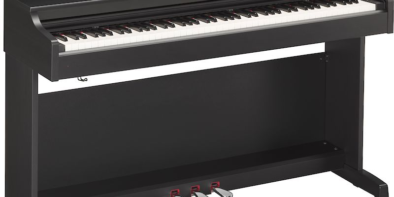 Selecting a Digital Piano image